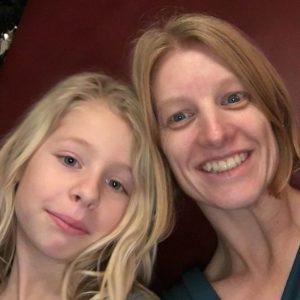 ik en mijn dochter Sassefras Meisjes Speelgoed