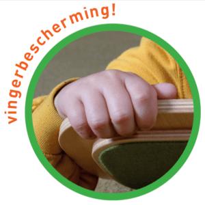 vingerbescherming Sassefras Meisjes Speelgoed