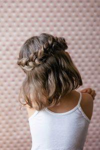 feestkapsels voor kinderen feest kroon Sassefras Meisjes Speelgoed