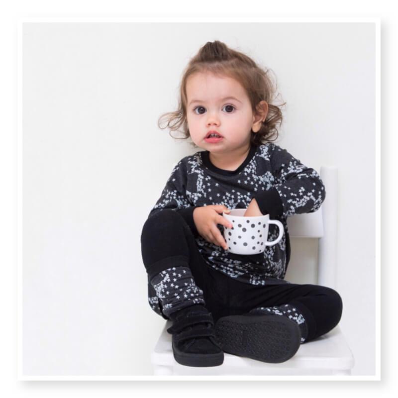 XOOZ kerst outfit kind Sassefras Meisjes Speelgoed
