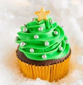 kerstboom cupcakes Sassefras Meisjes Speelgoed
