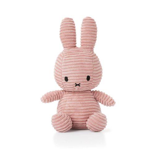 nijntje miffy knuffel roze 24 cm Sassefras Meisjes Speelgoed