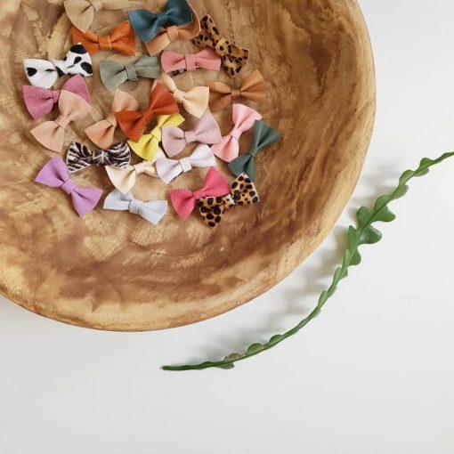 haarspeldjes met strik Sassefras Meisjes Speelgoed