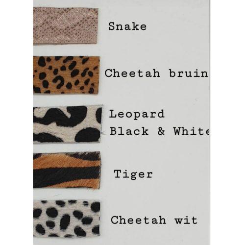 kleuren haaraccessoires dierenprintjes Sassefras Meisjes Speelgoed