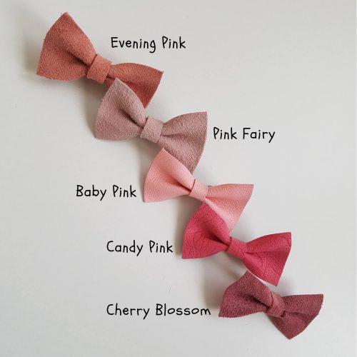 roze kleurtjes haaraccessoires Sassefras Meisjes Speelgoed