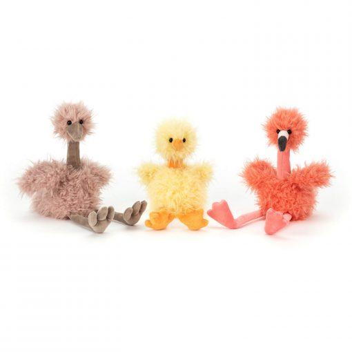 bonbon knuffels van jellycat Sassefras Meisjes Speelgoed