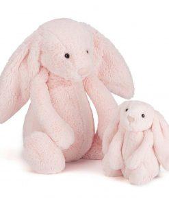 jellycat bashful bunny 31 cm medium en small Sassefras Meisjes Speelgoed