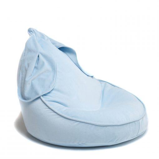 zitzak konijn blauw Sassefras Meisjes Speelgoed