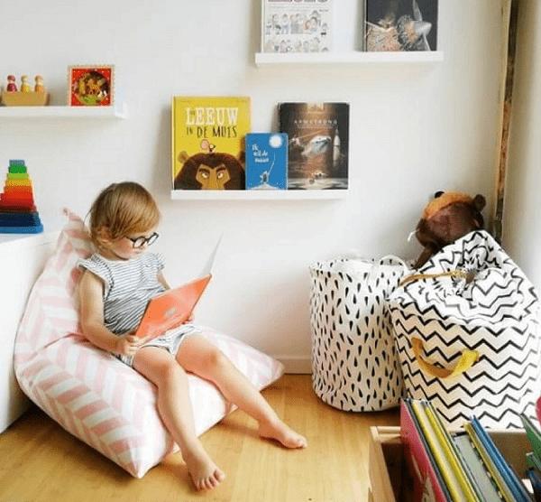 Zitzak Met Muziek.De Hipste Kinder Zitzakken En Poefjes Voor Peuters En Kleuters