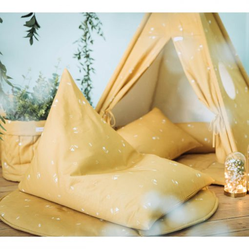 peuter zitzak sfeer honey mustard Sassefras