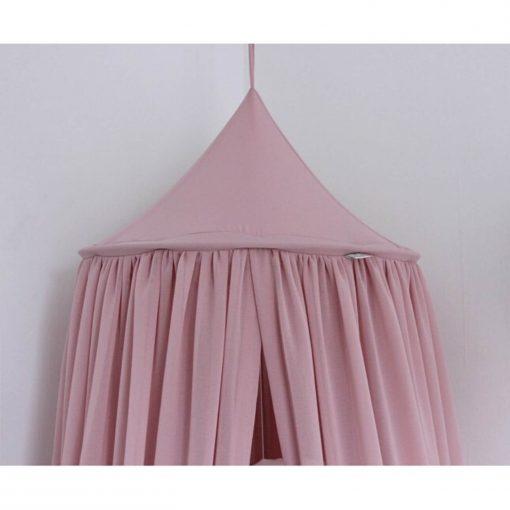 blush roze canopy detail bovenkant Sassefras