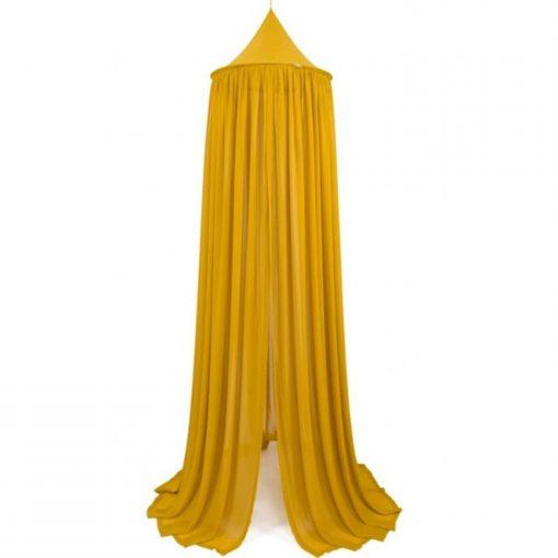 canopy van Cotton & Sweets mustard Sassefras