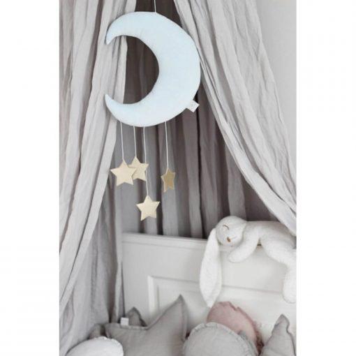 maan mobile met sterren Sassefras