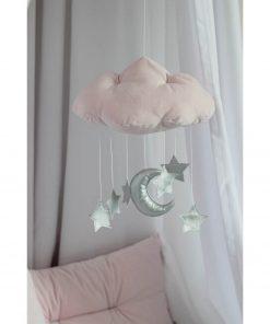 wolk mobile hangend Sassefras