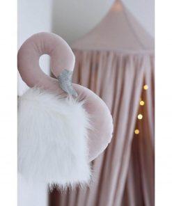 wanddecoratie zwaan Cotton & Sweets Sassefras