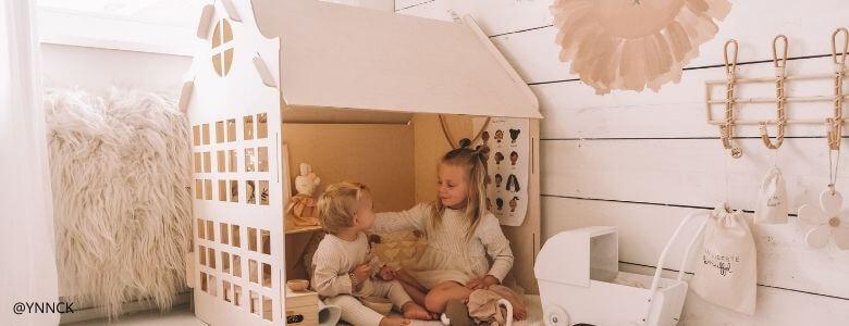 houten speelhuisjes woonlief foto voor categorie Sassefras