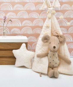 houten poppenhuis meubels commode Sassefras