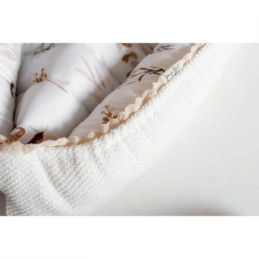 babynestje reversible bohemian details Sassefras