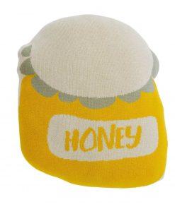 kussen van nordic lemon honingpot Sassefras