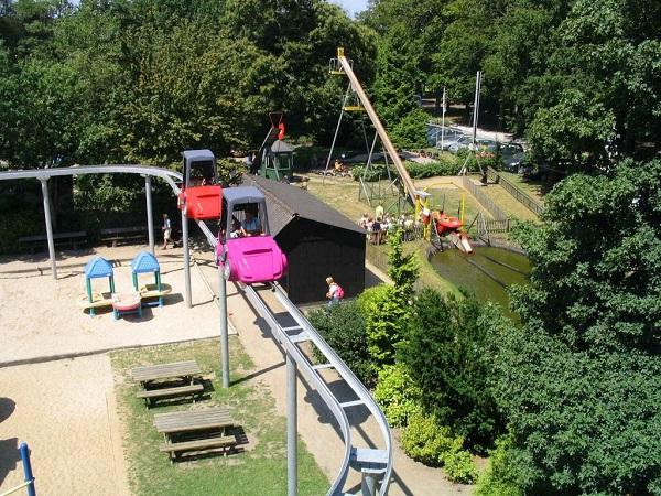 Sybrandy's speelpark uitjes met kinderen